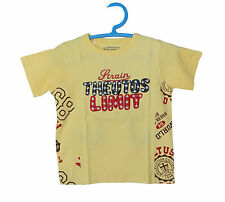 New Fashion Baby Boys Infant Toddler/Kids Clothes Summer T Shirts Tops 2 Colors