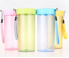 Juice 350ML Sport Water Cup Color New Bottle Travel Bottle Portable