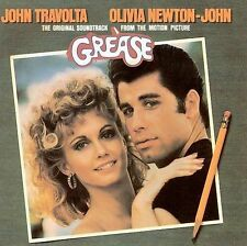 Grease [The Soundtrack from the Motion Picture] by Various Artists CD, Feb-1991