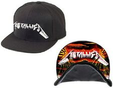METALLICA - BOOTLEG LOGO - OFFICIAL BASEBALL CAP hat
