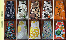 Colorful table runner cotton table runners Handmade Dining Room and Kitchen
