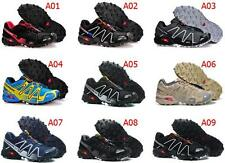 Men's Salomon Speedcross 3 Athletic Running Sportsman Outdoor Shoes US8-US 11.5