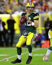 Green Bay Packers Aaron Rodgers NFL Football Photofile Color 8x10 Photo Picture
