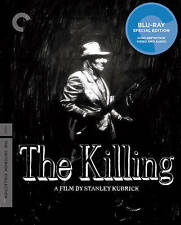 The Killing (Blu-ray Disc, 2011, Criterion Collection)