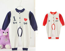 Girls Boys Cute Romper Baby clothes Clothes clothes Infant Newborn girl boy