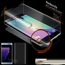 Front+Rear FULL BODY TPU Screen Protector Guard Shield For Samsung Galaxy Note 7