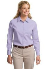 L608 Port Authority® - Ladies Long Sleeve Easy Care Shirt.