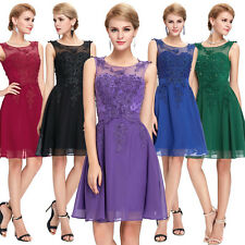 New Short Homecoming Prom Cocktail Party Bridesmaid Dress Formal Graduation Gown