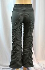 NWT Lululemon Dance Studio Pant II Sz 8 TALL Dark Slate Grey Lined NEW