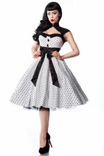 Vintage - dress Retro Rockabilly 1950'S Dance Polka Dots or Petticoat S-3XL