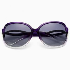 Chic Bow Embellished Color Splice Frame Sunglasses For Women