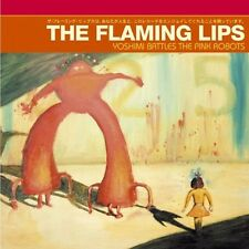 The Flaming Lips - Yoshimi Battles The Pink Robots VINYL LP NEW