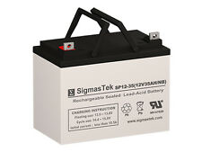 Sonnenschein 12V32AH AGM / GEL U1 Battery Replacement by SigmasTek