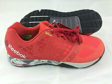 Reebok Crossfit Nano 5.0 Mens Trainers Shoes Red RRP £95