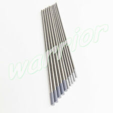 WC20 2% Ceriated Tungsten Rod Electrode For DC Welding Grey Tips 2.4/3.2mm