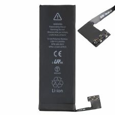 HOT 1440mAh LI-ION BATTERY Replacement With FLEX CABLE For iPhone 5 Quality SS