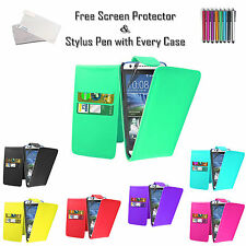 New Premium Leather PU Wallet Flip Case Cover Card Holder For Motorola Moto E3