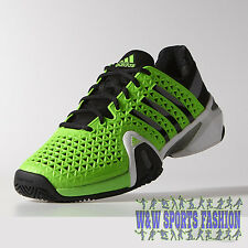 adidas Mens Trainers adiPower Barricade 8+ Tennis Shoes