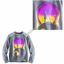 THE NIGHTMARE BEFORE CHRISTMAS JACK SALLY LONG SLEEVE PULLOVER TOP Disney Store
