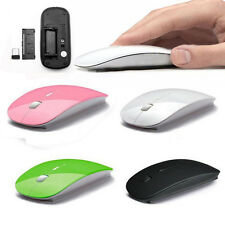 2.4GHz Wireless Mouse USB Optical Scroll Mice for Tablet Laptop Computer Exalted