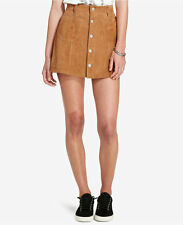 Denim & Supply Ralph Lauren Button A-Line Skirt