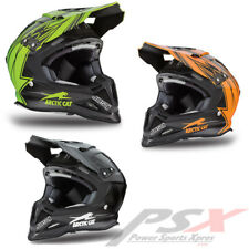 Arctic Cat Sno-Cross Sno Pro Snowmobile Helmet 2017