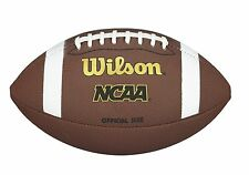 Wilson NCAA Composite Football Official NCAA Football Ball