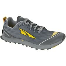 Altra Superior 2.0 Mens Running Shoes Silver/Cyber Yellow