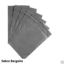 """9 x 12"""" Grey Strong Mailing Parcel Postage Plastic Post Poly Bags Self Seal Mail"""