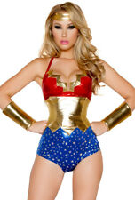 J Valentine adult wonder womans sexy costume