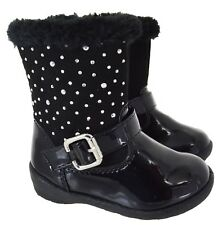 NEW KIDS BABIES INFANTS WARM ANKLE FUR WINTER GIRLS BABIES TOODLERS SHOES BOOTS