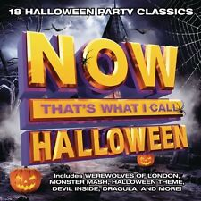 Various Artists - Now That's What I Call Halloween CD NEW