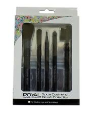 Royal 5 Piece Cosmetic Brush Collection