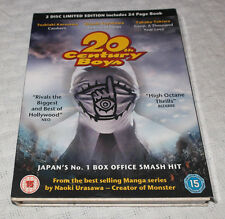 DVD 20th Century Boys (DVD, 2009, 2-Disc Set)