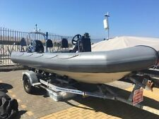Rib Boat 5.4m Avon sea rider Mercury 90hp Optimax  Rigid Inflatable Dive boat