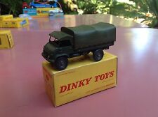 Dinky Toys Ref 821 camionnette Militaire Unimog Mercedes