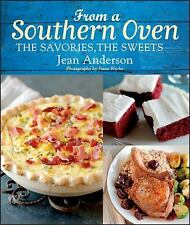 NEW HARDCOVER! From a Southern Oven: The Savories, the Sweets by Jean Anderson