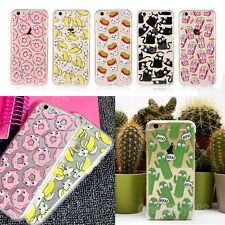 3D Interesting Moving Eyes Cute Cartoon TPU Phone Case Cover For iPhone 7 7 Plus