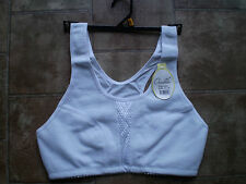 WOMENS WHITE SPORTS BRA. VARIED SIZES  AVAILABLE. NWT!!