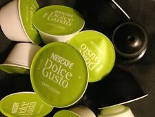 Dolce Gusto Pods Capsules CAPPUCCINO milk and coffee pods Mix 20,40,60,80,100