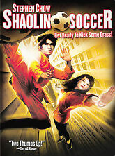 Shaolin Soccer 2004 by Stephen Chow; Daniel Lam; Chi Keung Fung; Kan- Ex-library