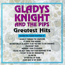 Gladys Knight and The Pips - Greatest Hits CD NEW