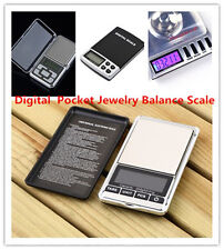 500g x 0.01g Digital Pocket Jewelry Balance LCD Scale WJ