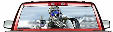 Special Forces In Snow Rear Window Graphic Decal Sticker Truck SUV Van Car#4329