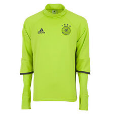 BNWT Adidas 2016/2017 GERMANY DFB Green L/S Soccer Football Training Top AC6561