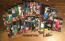 1993 Topps Stadium Club Members Only Parallel Baseball Team Sets * Pick your set