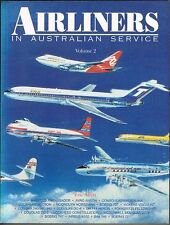 Airliners in Australian Service. Volume 2. Paperback 1996