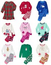 NWT Gymboree Boy & Girl Pajamas Holiday Pajamas Christmas