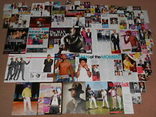 70+ PHARRELL WILLIAMS Magazine Clippings