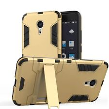 Heavy Duty Hybrid Rugged Stand Holder Case Cover For Meizu M3 Note MX6 Pro5 Pro6